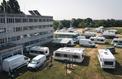 Des gens du voyage squattent le campus de Centrale-Supélec