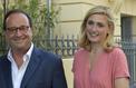 À Saint-Cyr-sur-Mer, François Hollande ne lâche pas Macron d'une semelle