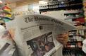 Plus de 200 journaux américains ripostent aux attaques de Trump