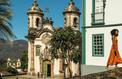 Les cités de l'or du Brésil