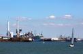 LeHavre, port sur la ville