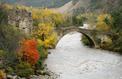 Loto du patrimoine : à la découverte du Pont d'Ondres à Thorame-Haute