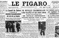 30 août 1938 : la crise des Sudètes préoccupe la France et l'Angleterre