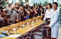 L'égérie de l'extrême gauche allemande «debout» contre les migrants