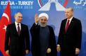 Syrie : constat de divergences entre Iran, Russie et Turquie sur Idlib