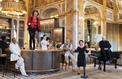 Vie de palace: les folles images du Crillon