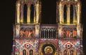 Le spectacle Dame de Cœur revient illuminer Notre-Dame de Paris