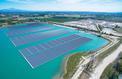 La première centrale solaire flottante en France entrera en service en mars 2019