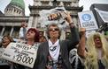 Les Argentins se mobilisent contre l'austérité de Macri