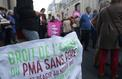 PMA pour toutes: «pro» et «anti» s'affrontent déjà dans la rue