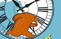 Livre jeunesse: un épatant ours contre la montre