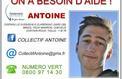 Des affaires d'Antoine Zoia, adolescent disparu en 2016, retrouvées dans le Gard