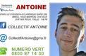 Le corps retrouvé dans le Gard est celui d'Antoine Zoia, disparu en 2016