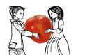 Livre jeunesse: Les pommes de l'amitié