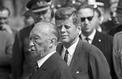 15 octobre 1963 : Konrad Adenauer, le «Redresseur» de l'Allemagne fédérale, démissionne