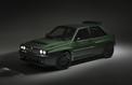 Lancia Delta Futurista : un classique revisité