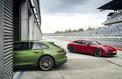 Porsche Panamera GTS, la sportive familiale
