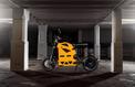 ETT Raker, l'objet roulant non identifié