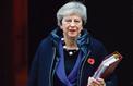Brexit: un accord sur la table de Theresa May