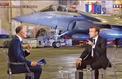 Macron dénonce «l'addition des colères» et affiche sa détermination à tenir le cap