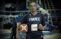 Les stars et les Bleus du Basket shootent au profit du Téléthon