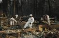 Incendie en Californie : la pluie menace les recherches de victimes