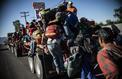 Arrivée à Tijuana, la caravane des migrants bute sur le mur américain