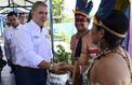 Ivan Duque veut la fin de la «tyrannie» au Venezuela