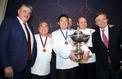 Le 52e prix culinaire international Le Taittinger à l'Hôtel Lutetia