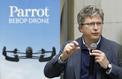 Le fondateur de Parrot vole au secours de son entreprise