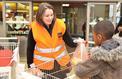Banques alimentaires : la collecte en baisse à cause des «gilets jaunes»