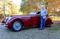 Alfa Romeo 8C 2900B Touring Berlinetta, la vie fabuleuse d'une princesse d'avant-guerre