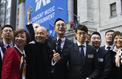 Tencent Music fait ses débuts à Wall Street sur une bonne note