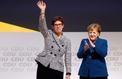 Allemagne : un chemin semé d'embûches pour «AKK», chancelière en attente