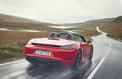 Porsche 718 T, des sensations de pilotage oubliées