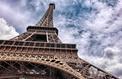 Le sommet de la tour Eiffel fermé au public