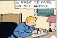 Tonnerre de Brest, Tintin fête ses 90 ans!
