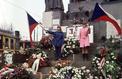Prague : Jan Palach s'immole par le feu le 16 janvier 1969