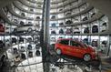 Malgré le coup de frein, l'économie allemande évite la récession