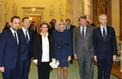 Brigitte Macronparie que «le patrimoine va réconcilier les Français»