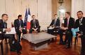Macron cajole les grands patrons étrangers