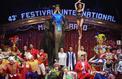 Le festival du cirque de Monte-Carlo distingue un producteur géorgien et un dresseur de fauves anglais