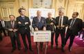 Les «Territoires unis» mettent en garde Emmanuel Macron