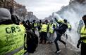 «Gilets jaunes»:un clip de rap hostile aux CRS vu deux millions de fois