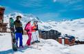 Val-Thorens, station de ski la plus «likée»