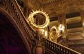 L'artiste Claude Lévêque enroue libre à l'Opéra Garnier