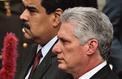 Cuba : le régime castriste redoute la chute de Nicolas Maduro