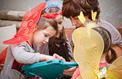 «Gilets roses»: les nounous protestent contre la réforme de leur indemnisation chômage