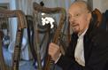 La harpe d'Alan Stivell numérisée en 3D pour les générations futures