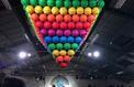 Une expo éphémère et gratuite allie art contemporain et basket à Paris